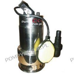 TP 750 BW/INOX - pompa zatapialna do wody brudnej Omnigena Pompy i hydrofory