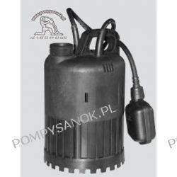DP 130/6 AUT - pompa odwadniająca do wody czystej 230V