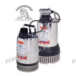 FS 400 - AFEC pompa odwodnieniowa dla budownictwa Hmax - 11m, wydajność do 233 l/min - zmiana na PRORIL SMART 400 Pompy i hydrofory