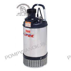 FS 322 - AFEC pompa odwodnieniowa dla budownictwa Hmax - 20m, wydajność do 750 l/min - zmiana na PRORIL TANK 322 Pompy i hydrofory