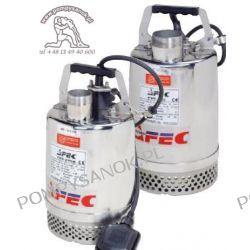 FSS 750 - AFEC pompa odwodnieniowa ze stali kwasoodpornej Hmax - 15m, wydajność do 300 l/min - zamiana na PRORIL X-SMART 750 Pompy i hydrofory