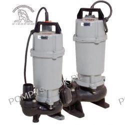 BV 215 - AFEC Zatapialna pompa szlamowa dla budownictwa i do ścieków Pompy i hydrofory