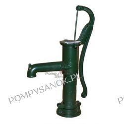 Pompa ręczna Abisynka zwykła  Pompy i hydrofory