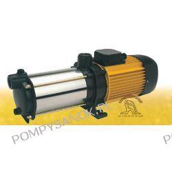Aspri 25 4 lub 25 4 M - pompa pozioma, wielostopniowa do wody czystej - 400V lub 230V Pompy i hydrofory