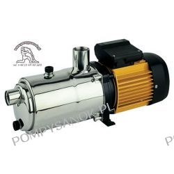 Tecnoself 25.3 lub 25.3 M pompa wielostopniowa pozioma - Q max 120l/min, H max 34m Pompy i hydrofory