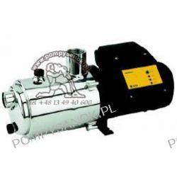Tecnopres 15.5 M cichobieżna pompa samozasysająca - Q max 70l/min, H max 51m