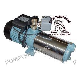 Pompa hydroforowa z osprzętem MH 2200 INOX - 230V/400V Pompy i hydrofory