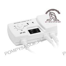 Sterownik typu SP-03 Pompy i hydrofory