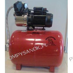 Hydrofor JETINOX 90/50 M ze zbiornikiem 80 L Pompy i hydrofory