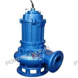Pompa zatapialno - ściekowa do szamba i brudnej wody WQ 145-10-7,5 Pompy i hydrofory