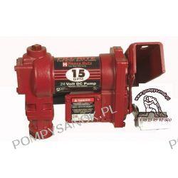 Pompa do benzyny FR2405CE (ATEX) 24V Pompy i hydrofory