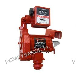 Pompa do benzyny FR701VEL (ATEX) 230V - z licznikiem Pompy i hydrofory
