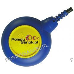MAC 3 wyłacznik pływakowy z kablem neoprenowym lub PVC 3,5,10,15,20,25,30 mb