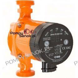 Elektroniczna pompa obiegowa BETA 25-60/180 IBO