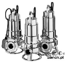 DW VOX M 150 Pompa jednokanałowa z wirnikiem VORTEX Pompy i hydrofory