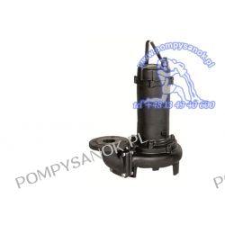 80DML Pompa jednokanałowa z wirnikiem otwartym