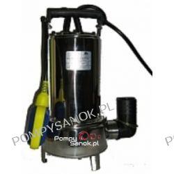 Pompa zatapialno - ściekowa do szamba i brudnej wody WQ 18-10-1,1 SEPTIC z rozdrabniaczem Pompy i hydrofory