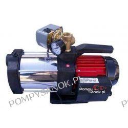 Pompa hydroforowa z osprzętem Multi HWA 2000 INOX Pompy i hydrofory