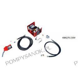 ZESTAW DO OLEJU KMQ40 230V Pompy i hydrofory