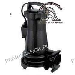 POMPY ZATAPIALNE DRAINEX 501, 502 Pompy i hydrofory