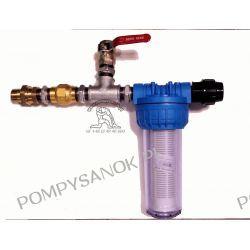 Zestaw do wstępnego oczyszczania wody
