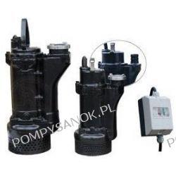 Pompa szlamowa zatapialna 50-KBFU 1,5 230V Szamba i oczyszczalnie