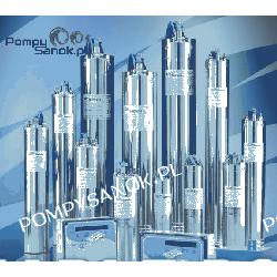 """Silnik do pompy głębinowej 4"""" SUMOTO 1,1kW - 230 lub 400V Pompy i hydrofory"""