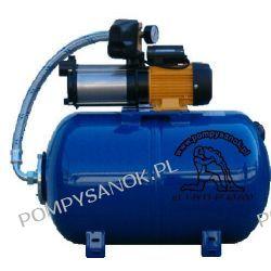 Hydrofor ASPRI 15 3M  ze zbiornikiem przeponowym 80L Szamba i oczyszczalnie