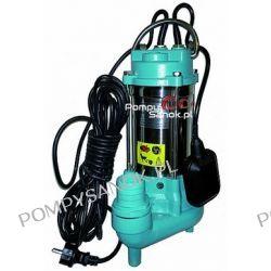Pompa zatapialna WQ 7-8-0,75 z rozdrabniaczem 230V Pompy i hydrofory
