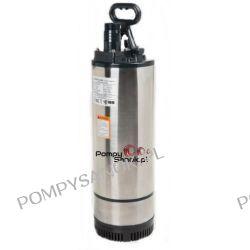 Pompa zatapialna do wody czystej i lekko zanieczyszczonej H-SWQ 2200 z wirnikiem ze stali nierdzewnej
