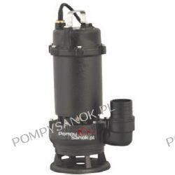 Pompa zatapialno - ściekowa do szamba i brudnej wody WQ 20-15-1,5 Pompy i hydrofory