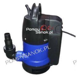 Pompa zatapialna do wody TIPI 550 AUTO Pozostałe
