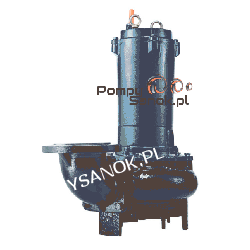 Pompa z wirnikiem jednokanałowym GOMAX 675 Pompy i hydrofory