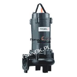 Pompa ściekowa z wirnikiem VORTEX GOVOX-G 455 - dawniej AFEC FBV 455 Pompy i hydrofory