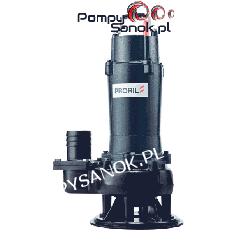 Pompa ściekowa z wirnikiem VORTEX i AGIGATOREM GOVOX-S 322 Pompy i hydrofory