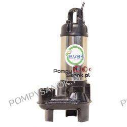 Zatapialna pompa EVAK HIPPO 75 SA - wersja z wyłącznikiem pływakowym