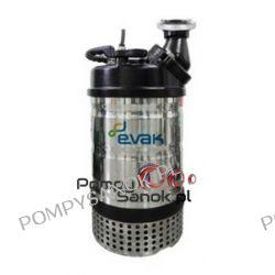 Zatapialna pompa strażacka PS50-310R Pompy i hydrofory