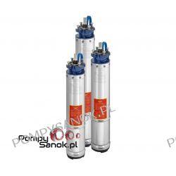 """Silnik do pompy głębinowej 4"""" COVERCO NBS 4 500M w opcji z zabezpieczeniem lub skrzynką rozruchową Pompy i hydrofory"""