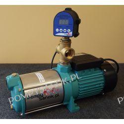 Zestaw pompa MH 1300 INOX z osprzętem i zabezpieczeniem EWC 10 PROTECT Pompy i hydrofory