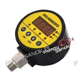 Elektroniczny wyłącznik ciśnieniowy z zabezpieczeniem przed suchobiegiem