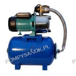 Zestaw hydroforowy pompa AJ 50/60 + zbiornik 50l Pompy i hydrofory