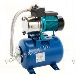 Zestaw hydroforowy pompa AJ 50/60 + zbiornik 24l Pozostałe