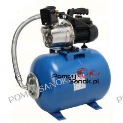 Zestaw hydroforowy pompa BJ 45/75 + zbiornik 80l Pompy i hydrofory