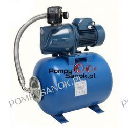Zestaw hydroforowy pompa JSW 150 + zbiornik 80l Pompy i hydrofory
