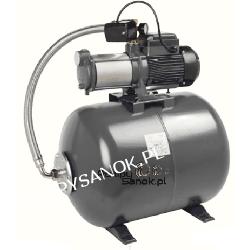 Zestaw hydroforowy pompa MH 1300 INOX + zbiornik 24l Pompy i hydrofory