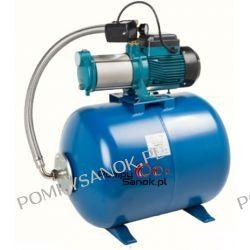 Zestaw hydroforowy pompa MH 2200 INOX + zbiornik 80l Pozostałe
