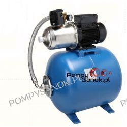 Zestaw hydroforowy pompa HP 1500 INOX + zbiornik 80l Pozostałe
