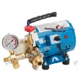 Elektryczna pompa do prób ciśnieniowych i szczelności PR-AUTO