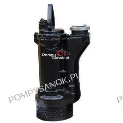 Pompa szlamowa zatapialna 80-KBFU 3,7 400V