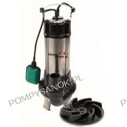 Pompa zatapialna do ścieków WQF 1100 Pompy i hydrofory